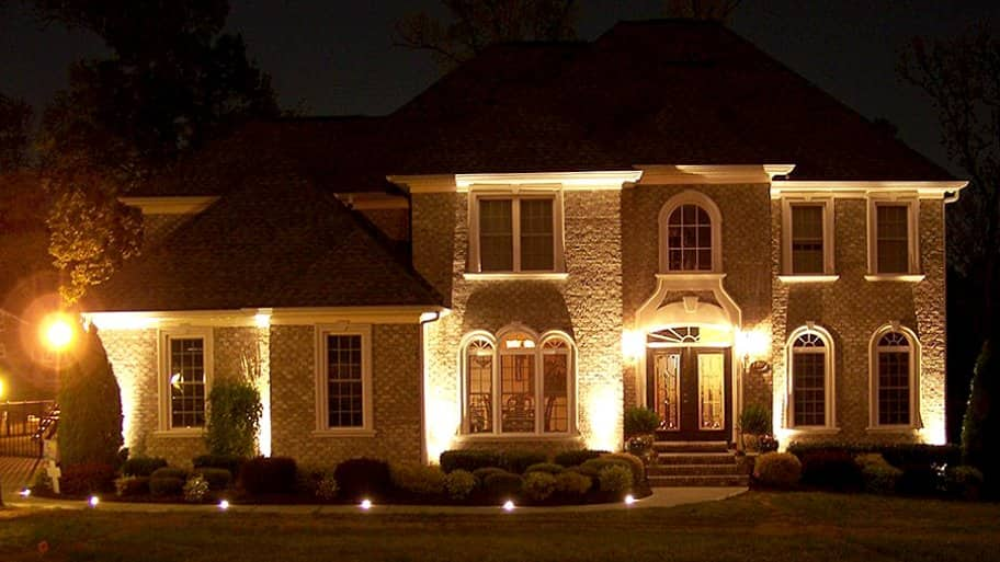 Outdoor lighting options and security upgrades angies list outdoor lighting mozeypictures Image collections
