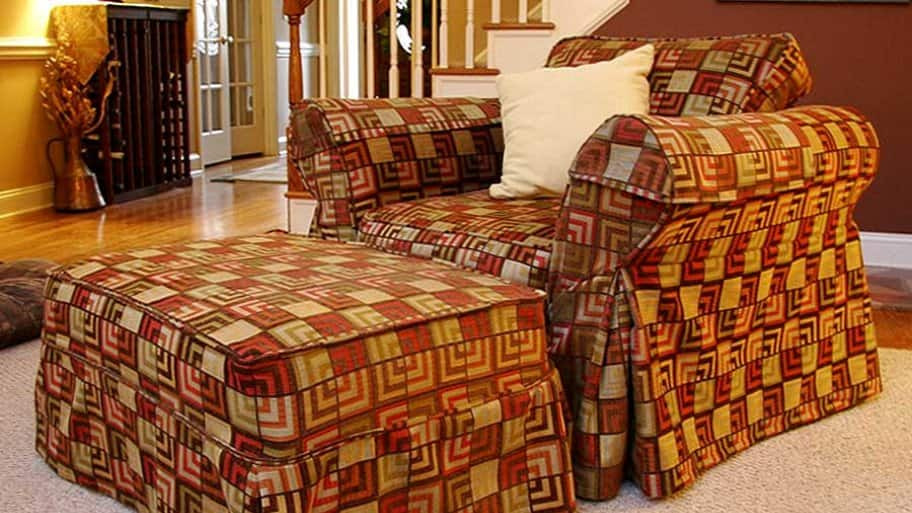 An Upholsterer Can Revitalize Older Piece Of Furniture With New Fabric And Even Restructuring