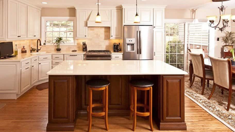 Open Kitchen Design 2014 Home Improvement Trends