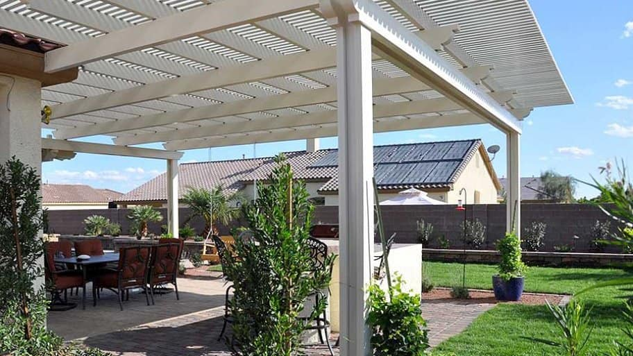 How Much Does It Cost to Build a Pergola? | Angie's List