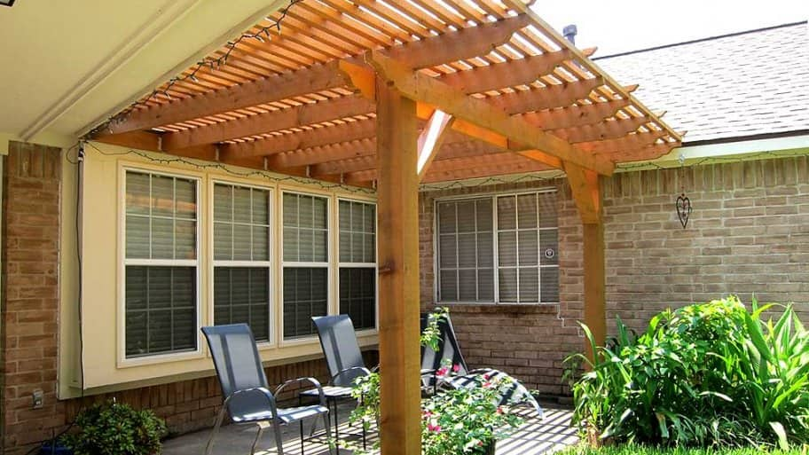 How much does it cost to build a pergola angie 39 s list for How much to build a house in florida