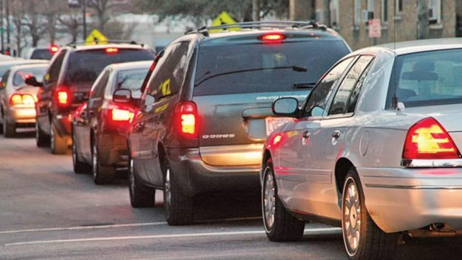 Inattention is the number one cause of wrecks, according to the Charlotte Department of Transportation. (Photo courtesy of North Carolina DMV)