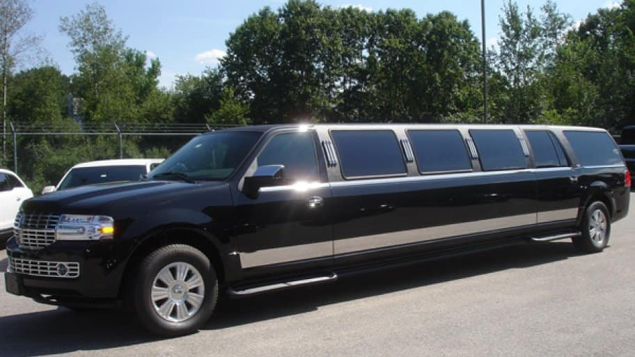 If you're renting for a major event, like a wedding or prom, take the time to see the vehicle you're renting beforehand, says Foilb. (Photo courtesy of Le Limo)