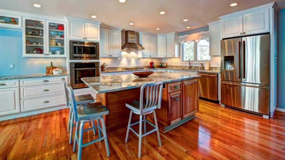 4 Tips For Choosing The Best Kitchen Cabinets